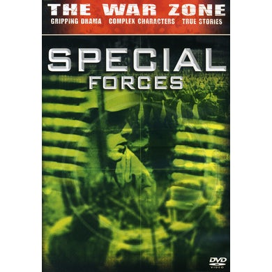 SPECIAL FORCES DVD