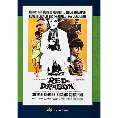 RED DRAGON DVD