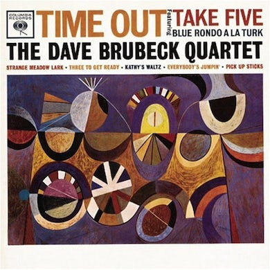 Dave Brubeck TIME OUT / BRUBECK TIME CD