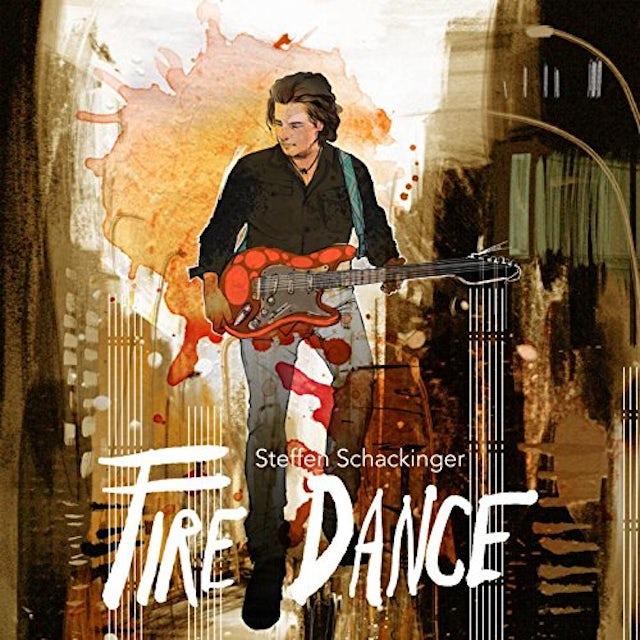 Steffen Schackinger FIRE DANCE CD