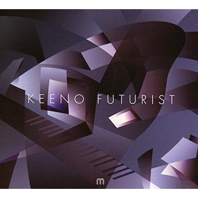 Keeno FUTURIST CD