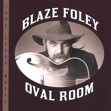 Blaze Foley OVAL ROOM CD