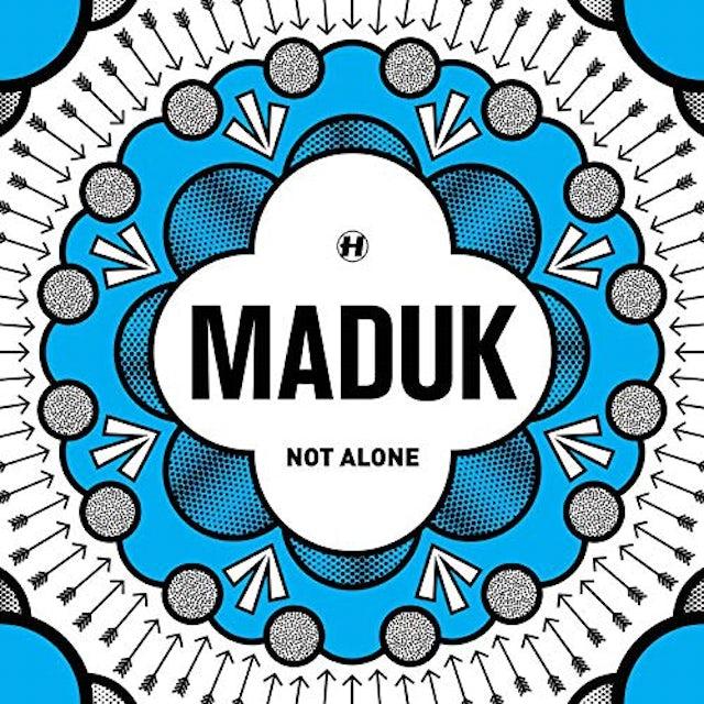 Maduk NOT ALONE Vinyl Record