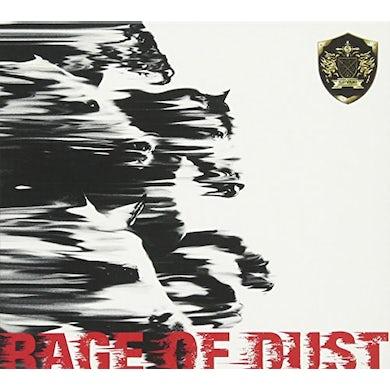 SPYAIR RAGE OF DUST CD