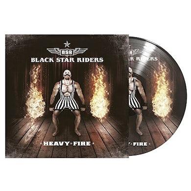 Black Star Riders HEAVY FIRE Vinyl Record