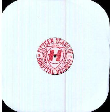 FIFTEEN YEARS OF HOSPITAL RECORDS SAMPLER 1 / VAR Vinyl Record
