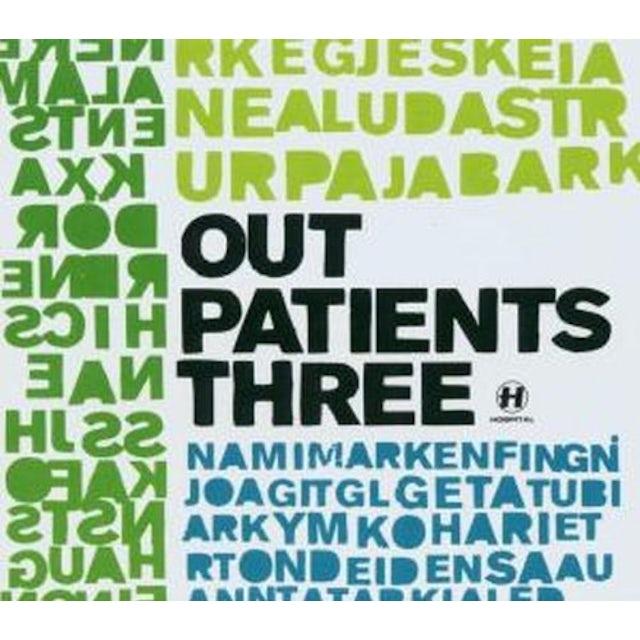 Out Patients 2 / Various
