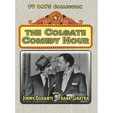 COLGATE COMEDY HOUR WITH JIMMY DURANTE DVD