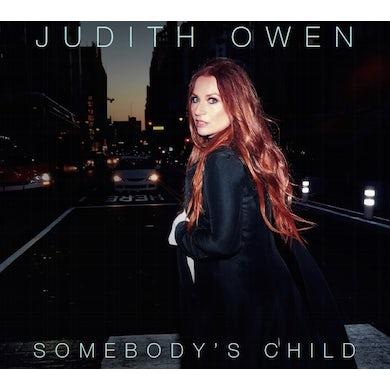 Judith Owen SOMEBODY'S CHILD CD