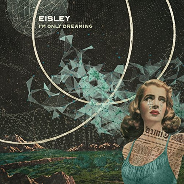 Eisley I'M ONLY DREAMING CD