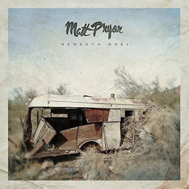 Matt Pryor MEMENTO MORI CD