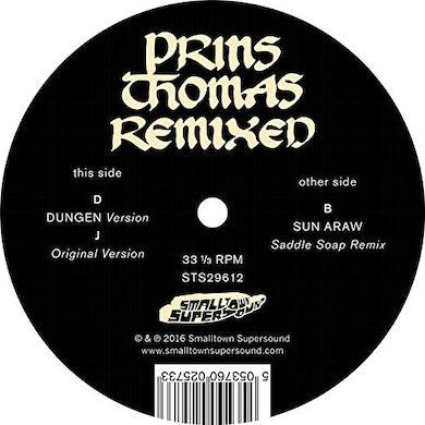 DUNGEN / SUN ARAW REMIXES Vinyl Record
