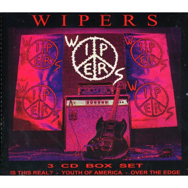 Wipers BOX SET CD