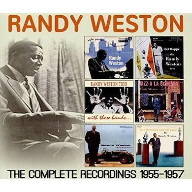 Randy Weston COMPLETE RECORDINGS: 1955-1957 CD
