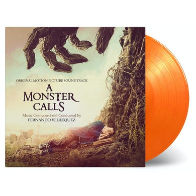 MONSTER CALLS / O.S.T. Vinyl Record - Holland Release