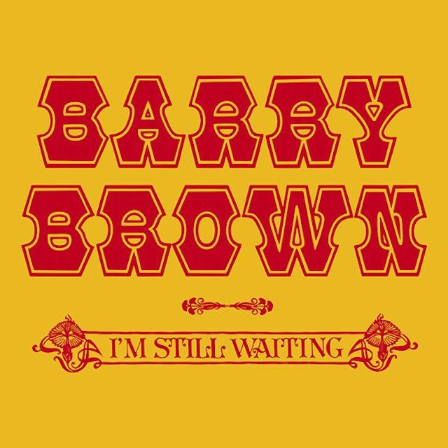 Barry Brown I'M STILL WAITING Vinyl Record