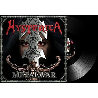 METALWAR Vinyl Record