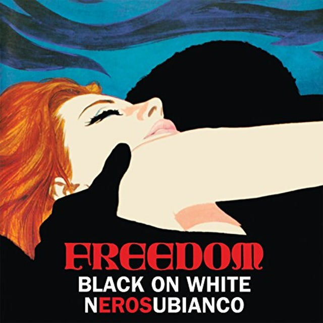 Freedom NERO SU BIANCO / BLACK ON WHITE Vinyl Record