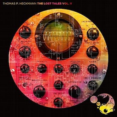 Thomas P Heckmann LOST TALES VOL. 5 CD
