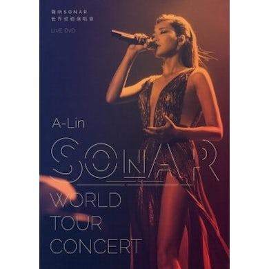 SONAR: WORLD TOUR CONCERT DVD