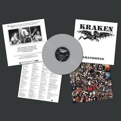 Kraken ABANDONED (SILVER VINYL) Vinyl Record