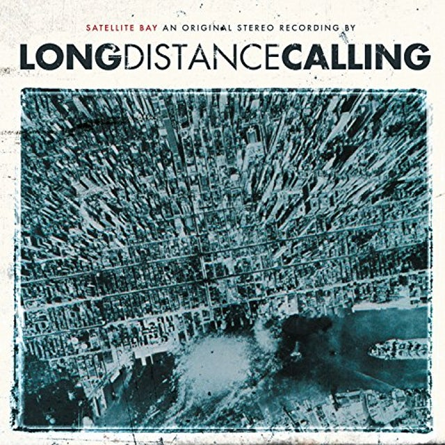 Long Distance Calling SATELLITE BAY: SPECIAL EDITION CD