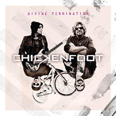 Chickenfoot DIVINE TERMINATION Vinyl Record