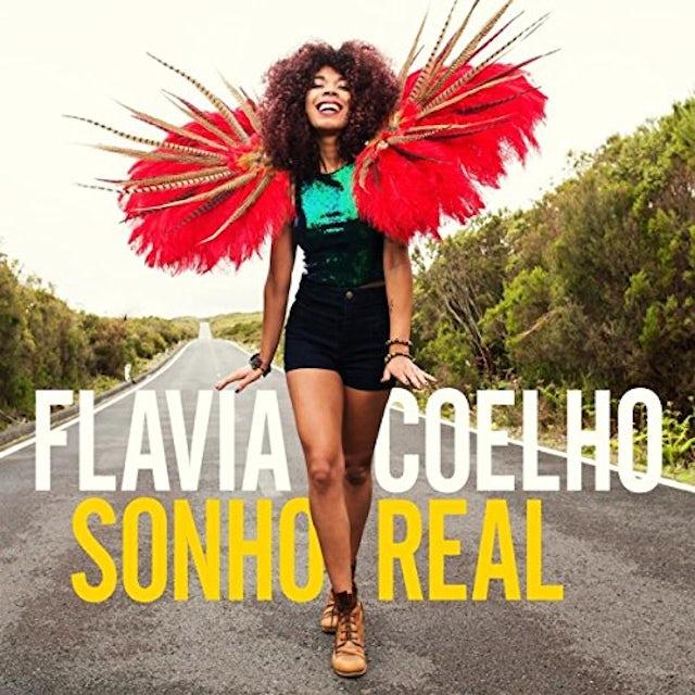 Flavia Coelho SONHO REAL CD
