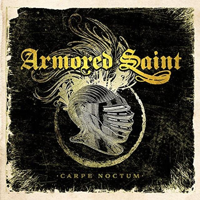 Armored Saint CARPE NOCTUM (LIVE 2015) CD