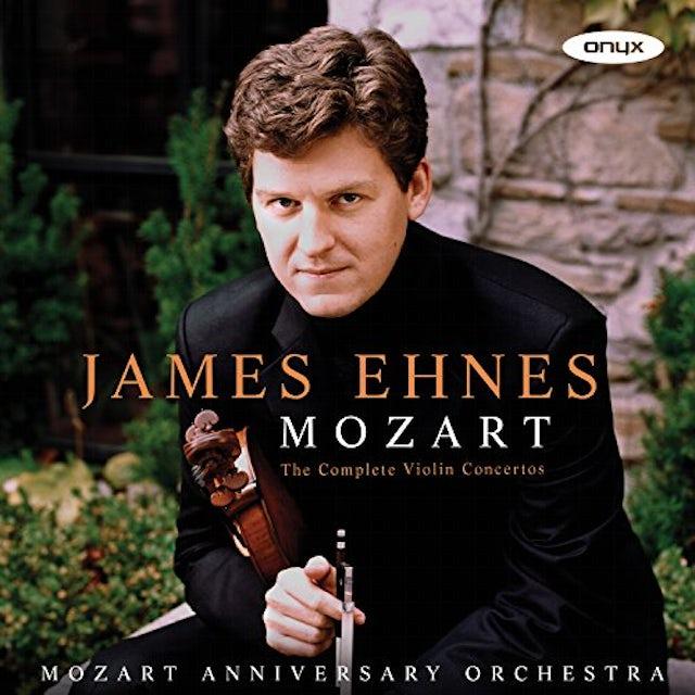 James Ehnes COMPLETE VIOLIN CONCERTOS CD