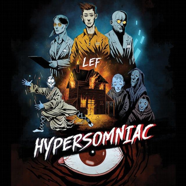 Lef HYPERSOMNIAC Vinyl Record