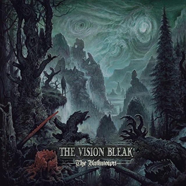Vision Bleak UNKNOWN CD