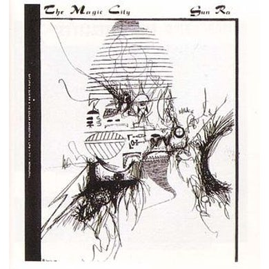 Sun Ra / Solar Arkestra MAGIC CITY Vinyl Record