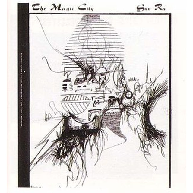 Sun Ra / His Solar Arkestra MAGIC CITY Vinyl Record