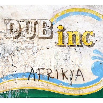 Dub Inc. AFRIKYA Vinyl Record