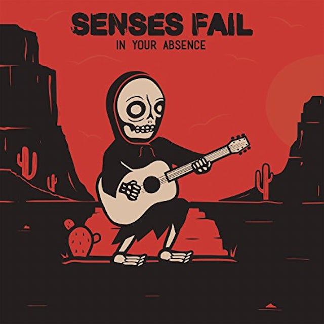Senses Fail IN YOUR ABSENCE CD