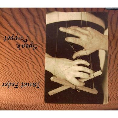 Janet Feder SPEAK PUPPET CD