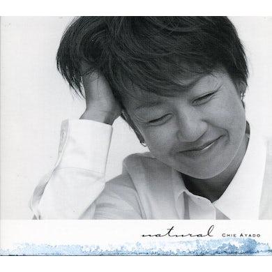 Chie Ayado NATURAL CD