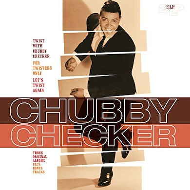 TWIST WITH CHUBBY CHECKER / FOR TWISTERS ONLY / LET'S TWIST AGAIN (180G) Vinyl Record