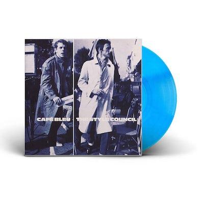 Style Council CAFE BLEU (BLUE VINYL) Vinyl Record
