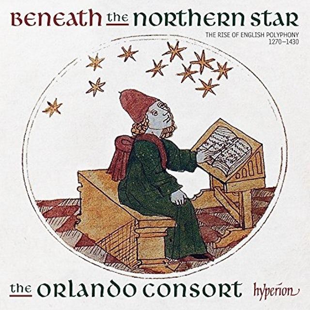 Orlando Consort BENEATH THE NORTHERN STAR CD
