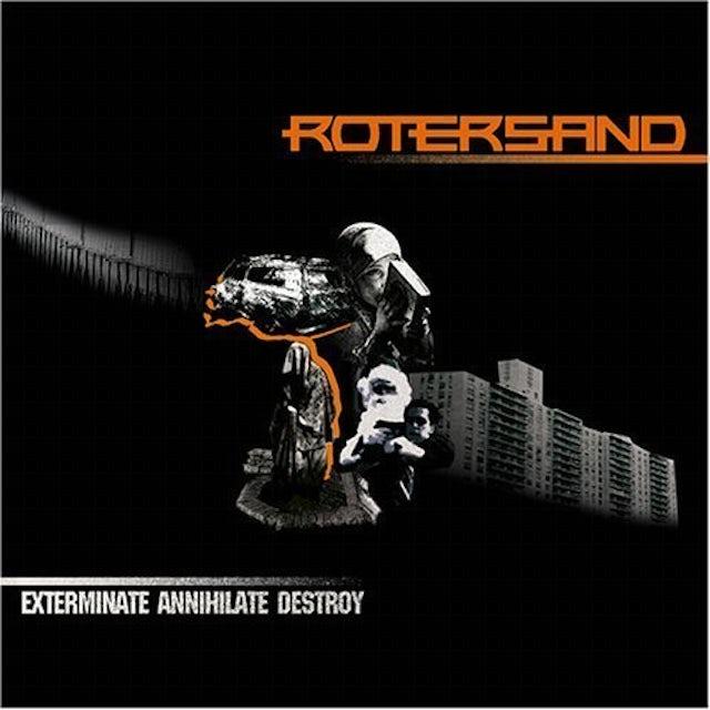 Rotersand EXTERMINATE ANNIHILATE DESTROY CD