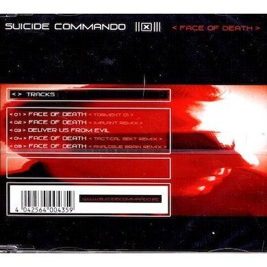Suicide Commando FACE OF DEATH CD
