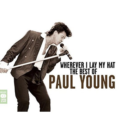 Paul Young WHEREVER I LEAVE MY HAT: THE BEST OF CD