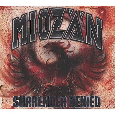 Miozan SURRENDER DENIED CD