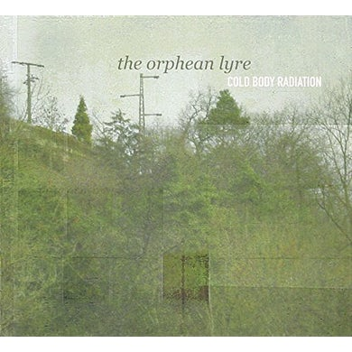 Cold Body Radiation ORPHEAN LYRE CD