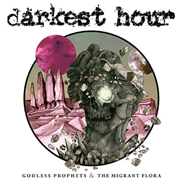 Darkest Hour GODLESS PROPHETS & THE MIGRANT FLORA CD