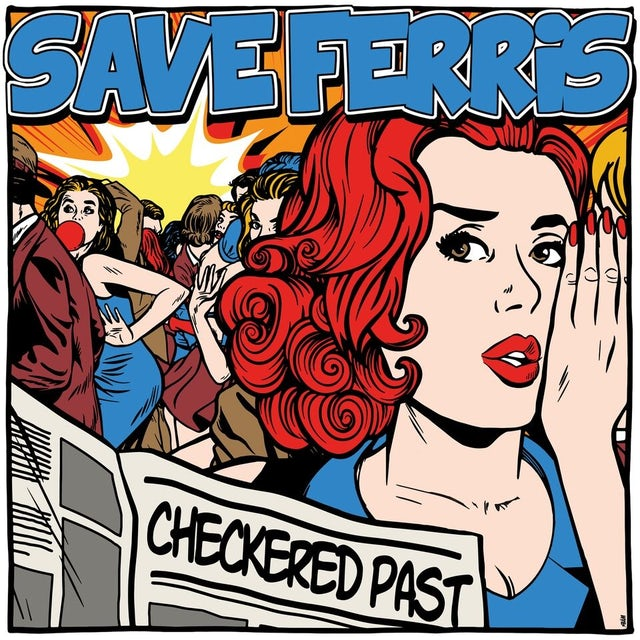 Save Ferris CHECKERED PAST CD
