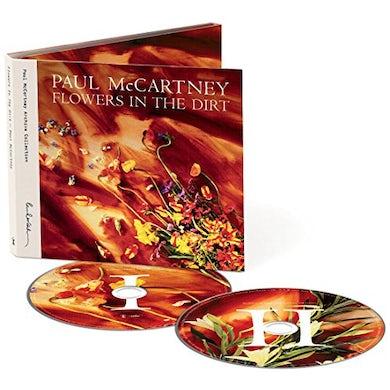 Paul McCartney FLOWERS IN THE DIRT CD