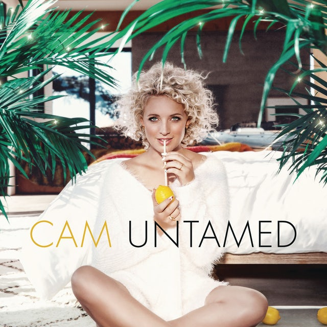Cam UNTAMED Vinyl Record